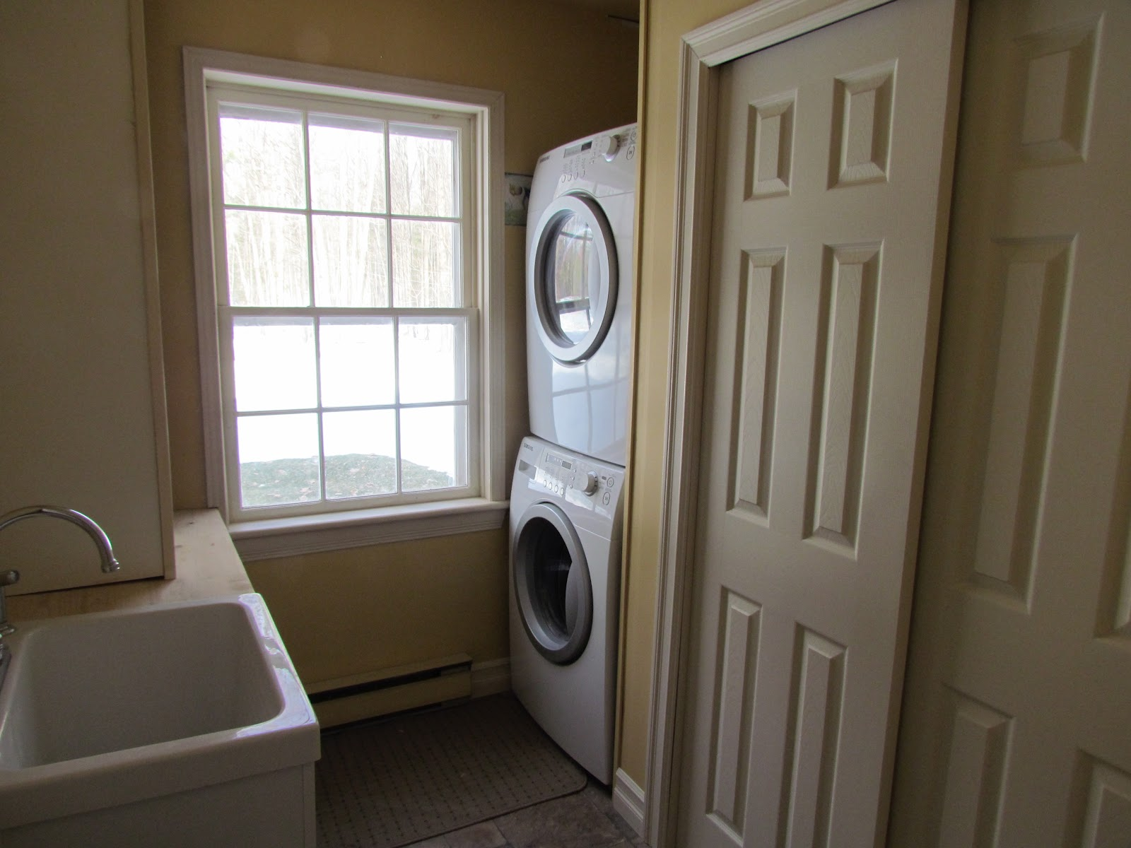 Living Through Creativity Before And After The Laundry Room