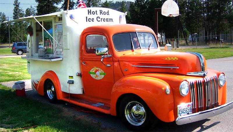 Vintage Ice Cream Trucks 35