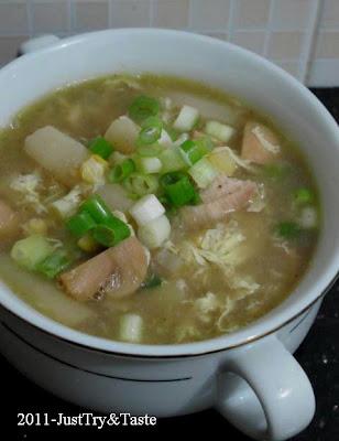 Coba mengonsumsi sup panas - www.jurukunci.net