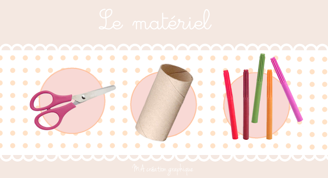 M a cr ation graphique la pieuvre en est diy - Creation rouleau papier toilette ...