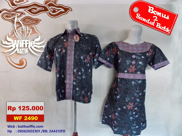 Batik Couple ABG