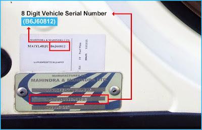 Mahindra XUV500 SUV Recall