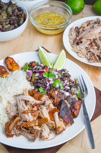 Cuban Roast Pork (Lechon Asado)