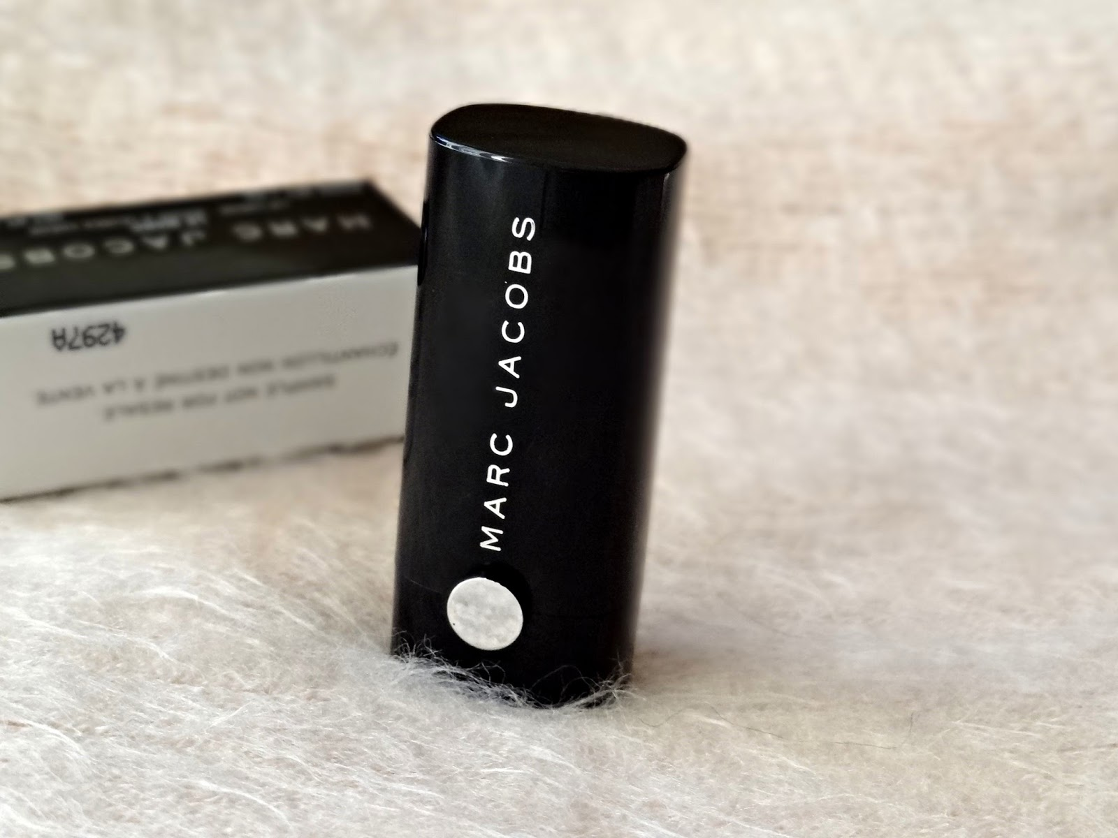 Marc Jacobs Beauty Le Marc Lip Creme in Kiss Kiss Bang Bang Review, Photos & Swatches