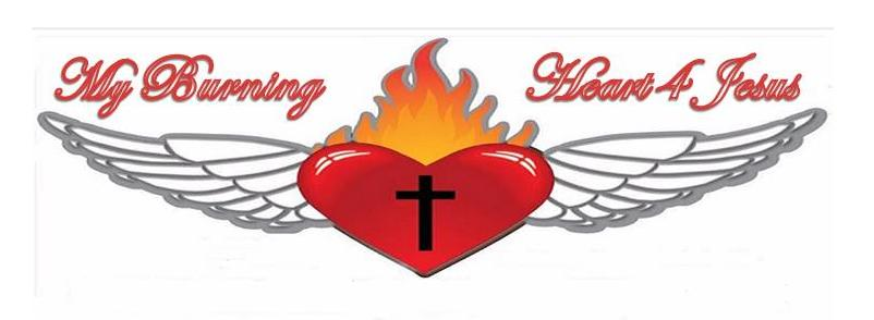 My Burning Heart 4 Jesus