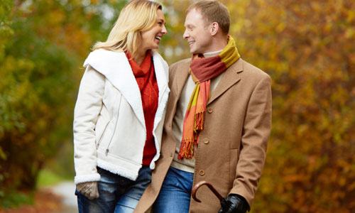 9 Signs You're in Love,man love woman girl guy winter romance attraction passion