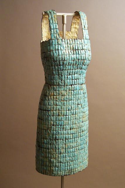 Jen Harmon Allen Dress of Armor number 20, Salt Lake County Art Collection