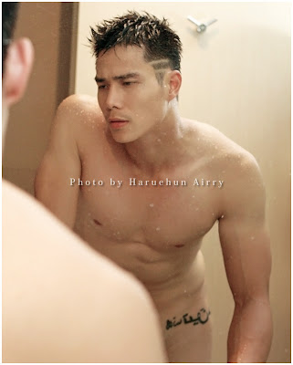Picture About Vietnamese Model Ngo Tien Doan Captured by Haruehun Airry