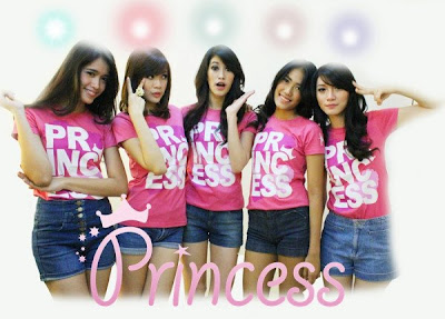 Girlband Princess