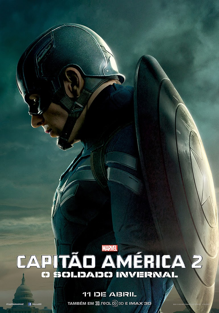 Capitão América 2 O Soldado Invernal Bluray 1080p Dublado
