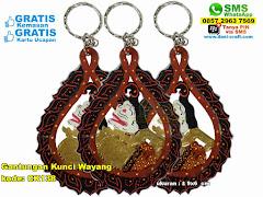Gantungan Kunci Wayang 1622