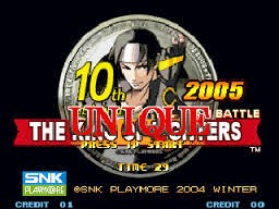 The King of Fighters 10th Anniversary free download