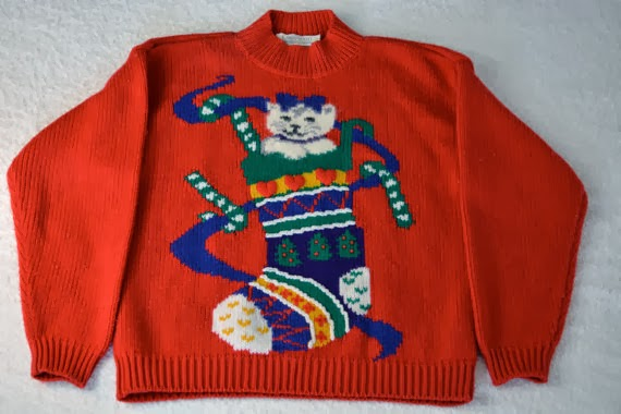 Miss Kitty and the Bears: The Sweet List - Ugly Christmas Sweaters ...