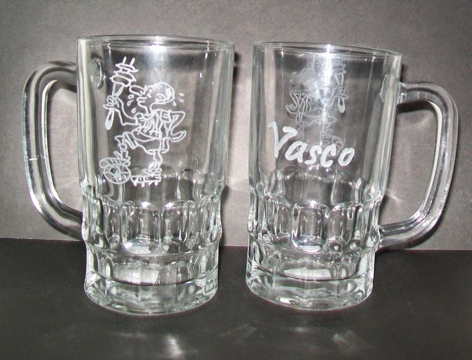 Maderarte del sur grabado en vidrio y cristal copas for Vasos copas vidrio