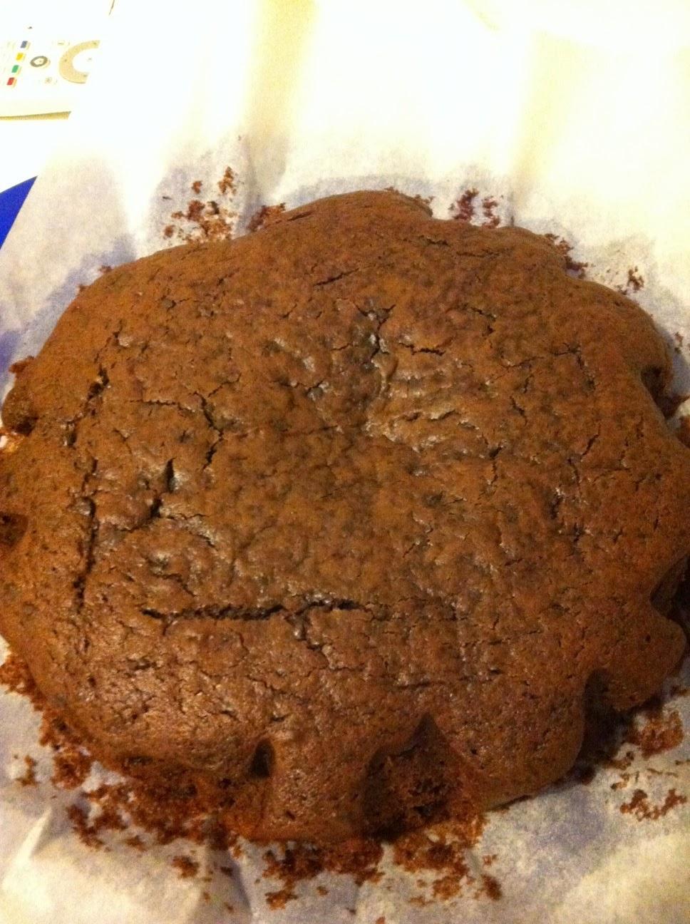 bimby, torta ricotta e cioccolato con il cioccolato delle uova di pasqua