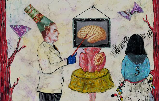 Illustration pour Le Monde Science et Medecine (journal Le Monde daté du 15 janvier 2014)