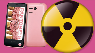 Japón crea Teléfono celular con dosimetro de radiación