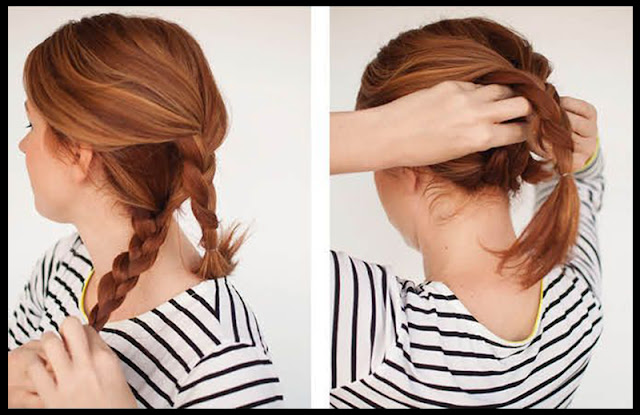 braided hairstyle tutorial