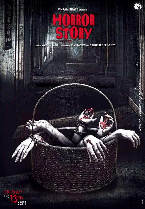horror story movie showtimes theatre in delhi