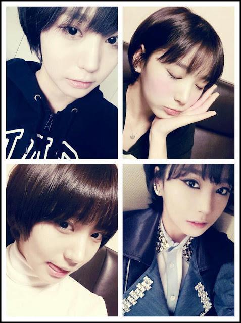 Yooyoung Rambut pendek 02