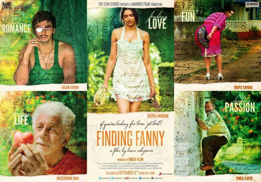 Finding Fanny poster watch online full movie free download 2014.