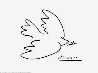 La paloma de la paz de Pablo Picasso  Curiosidades y Misterios en