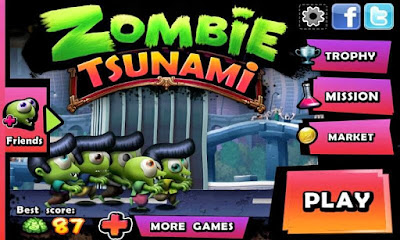 Zombie Tsunami Mod APK