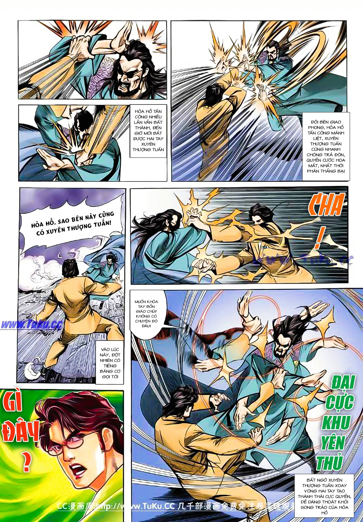 MỸ NỮ ĐẶC CÔNG 001 Chapter 22 - Hamtruyen.vn