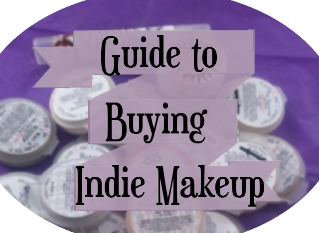 Guide To Buying Indie Makeup