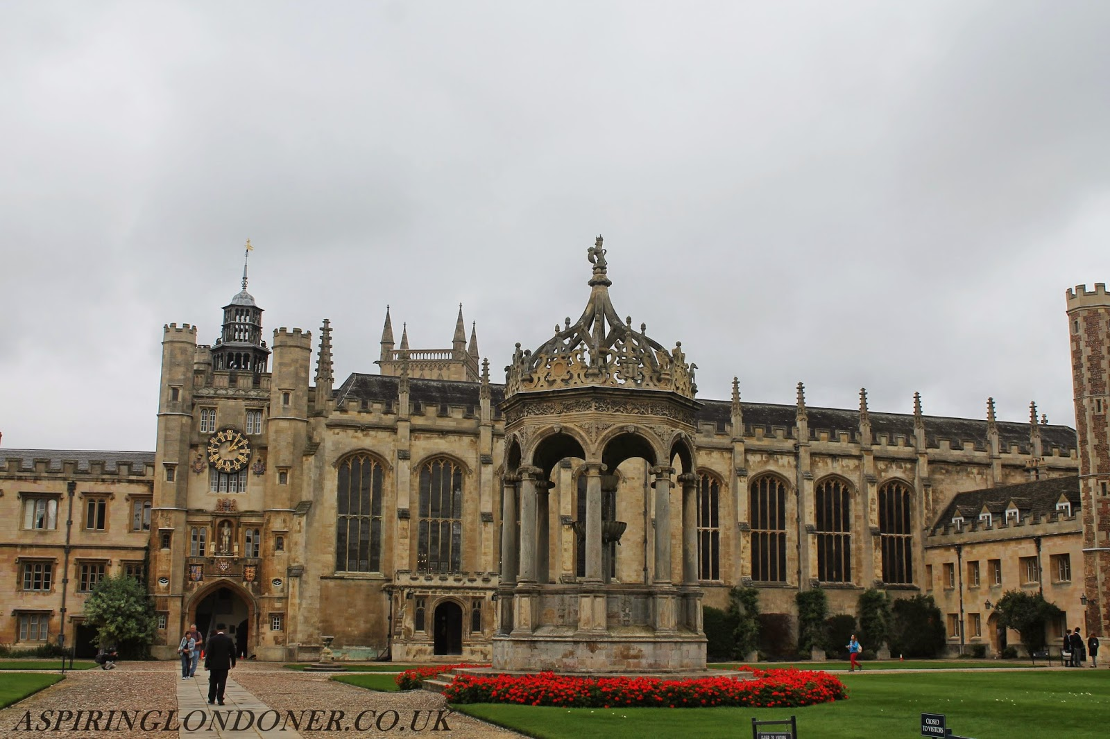 Trinity College, University of Cambridge - Aspiring Londoner