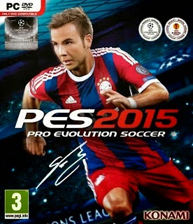 Free Download Pro Evolution Soccer 2015 Reloaded Full Version (PC)