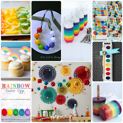 Rainbow Craft Roundup