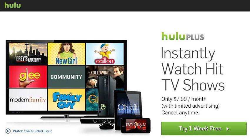 2 old 4 anime?: Netflix vs HuluPlus