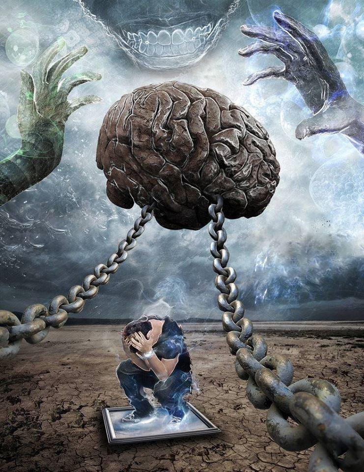 Mind control art