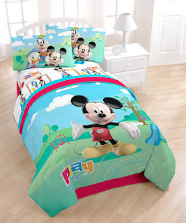 Princess Sofia Comforter Set Disney Junior Mickey Mouse Minnie Donald Goofy Dail Playhouse