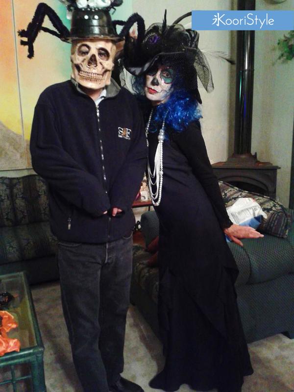 Koori KooriStyle Kawaii Halloween Costume Catrina