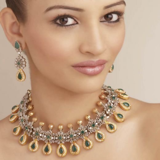Bridal Collection Jewellery: * Elegent Jewellery Collection 2012 *