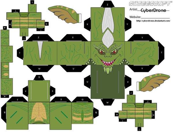 Cubee - Stripe-Spike por CyberDrone
