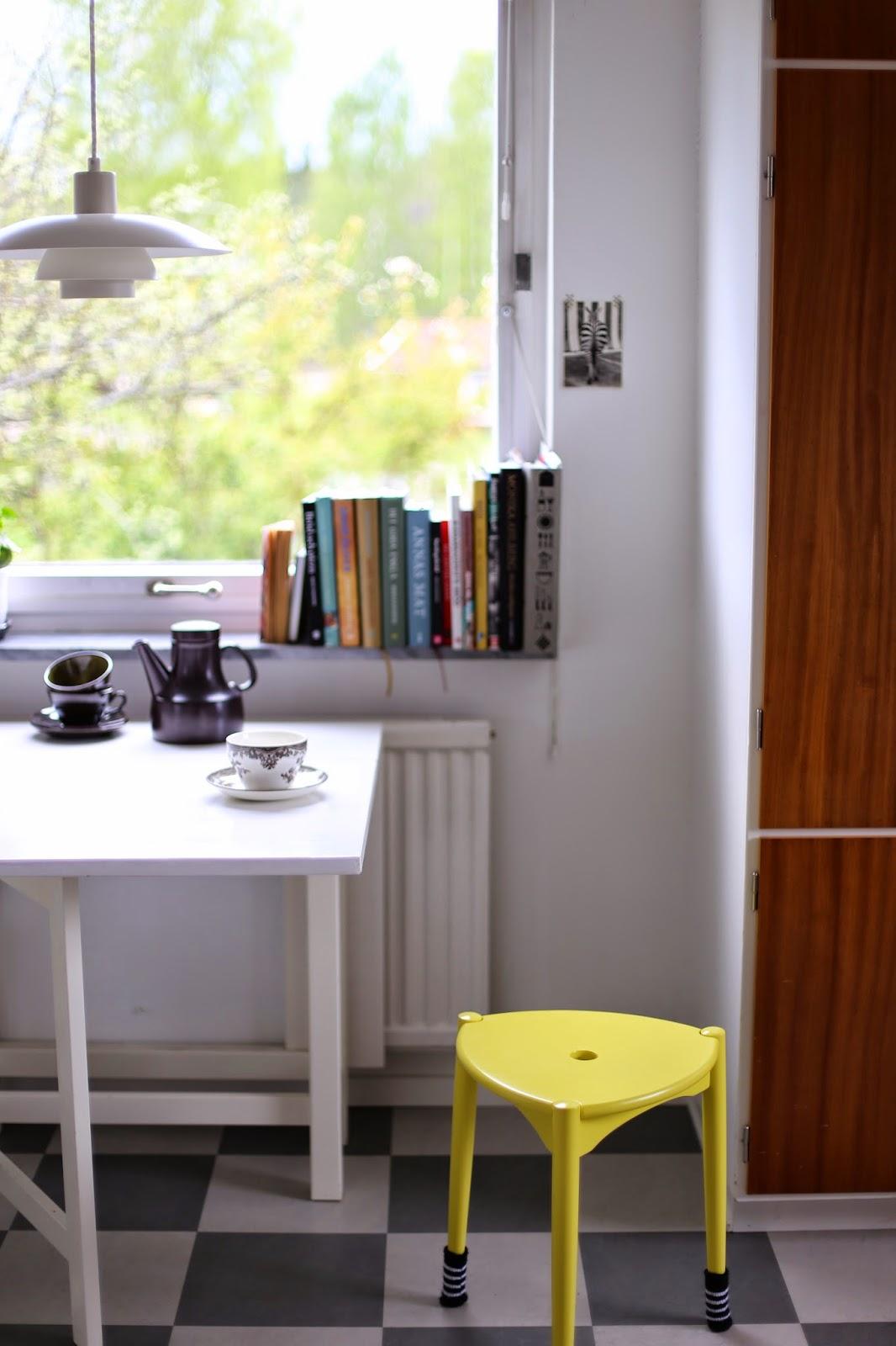 Mitt 60-talshus: Ett rum och kök