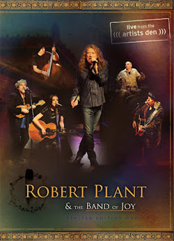 Robert Plant Live from the Artists Den