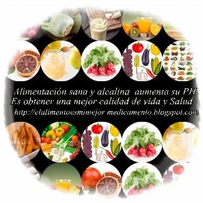 Alimento vivo, bajo cocimiento y