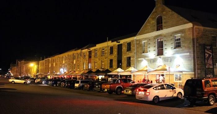 Sarah Cooks: A Weekend in Hobart