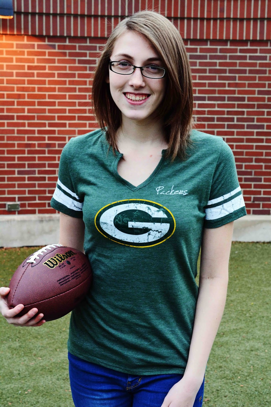 Womens Green Bay Packers Majestic Green Field of Play Tri-Blend T ...