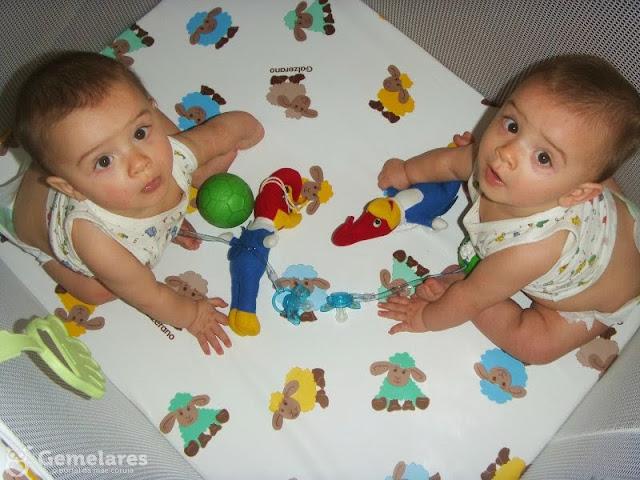 15 Dicas para bebês gêmeos, trigêmeos, quadrigêmeos ou mais dormirem a noite toda