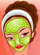 Уход за кожей лица - Онлайн игра для девочек