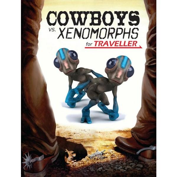 les livres de l u0026 39 ours  cowboys vs xenomorphs   la critique
