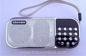 Loa craven 22 giá rẻ, kiểu dáng nhỏ gọn,âm thanh hay,bass chắc.