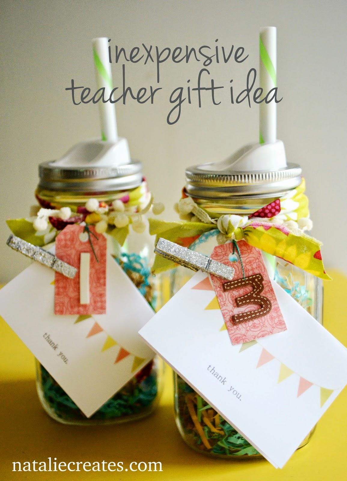 natalie createsteacher gift ideadiy mason jar to-go cups