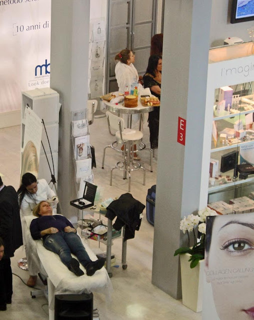 beauty salon in France