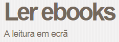 Ler ebooks